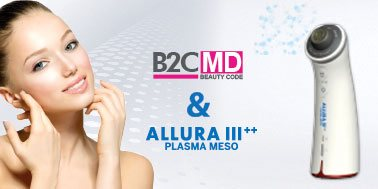 B2C MD & ALLURA III - PLASMA MESO