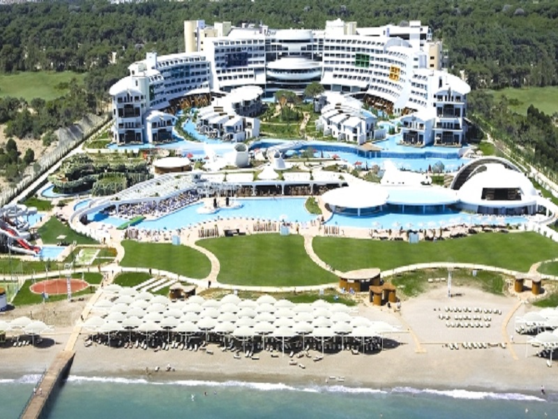 CORNELIA DIAMOND RESORT BELEK-ANTALYA