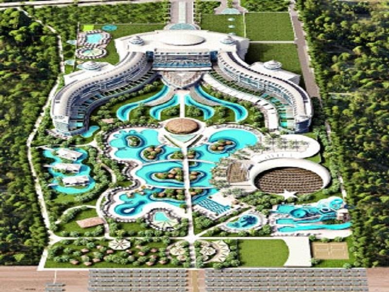 SUENO HOTELS DELUXE BELEK-ANTALYA