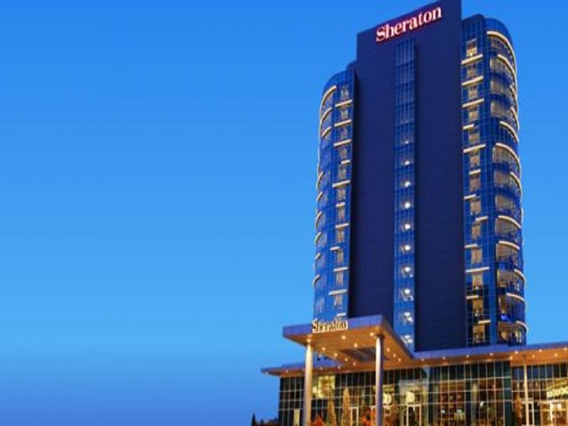 SHERATON HOTEL-BURSA