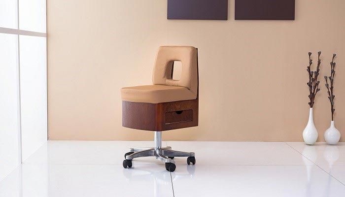 Cross D-1052 Terapist & Bakım Sandalyesi